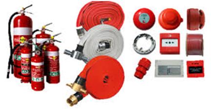 Các thiết bị phòng cháy chữa cháy gồm những gì 2